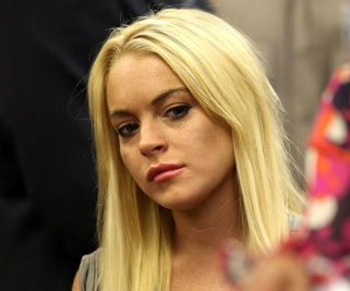 Lindsay Lohan wants rehab break