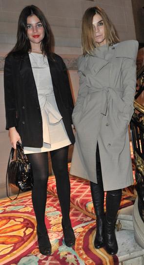 Carine Roitfeld stars in TV film