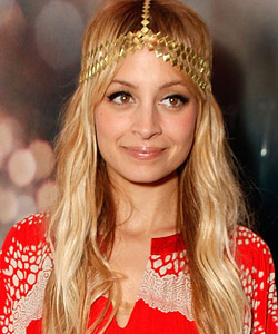 Nicole Richie's jewellery line launches in the UK