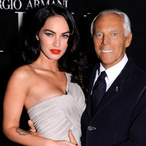 Armani snaps up Megan Fox