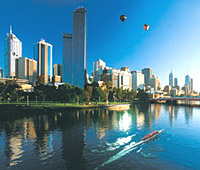 City break: Melbourne