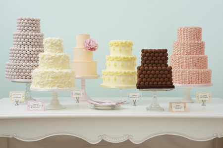 Peggy Porschen wedding cakes