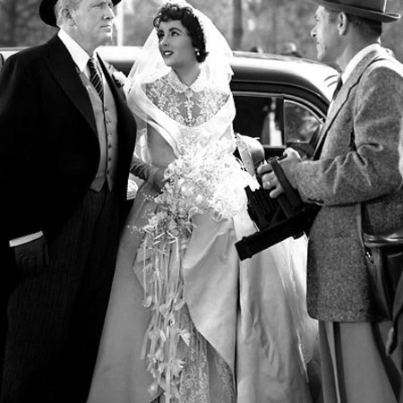 Elizabeth Taylor in <em>Father of the Bride</em>