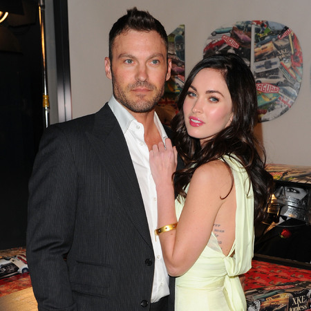 Megax Fox and Brian Austin Green