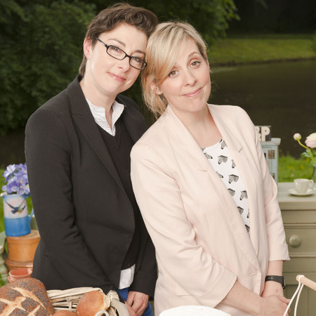 Mel and Sue, Great British Bake Off
