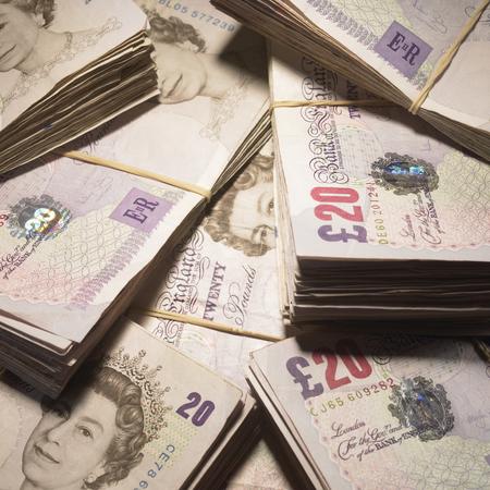 Money - GBP - bank notes - earn more money - life advice - handbag.com