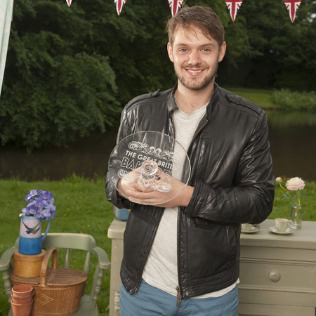 Great British Bake Off Winner John Whaite