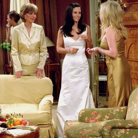 The one where Monica marries Chandler