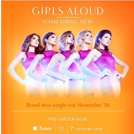 Girls Aloud - Something New promo
