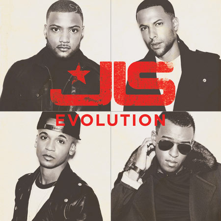JLS Evolution album cover