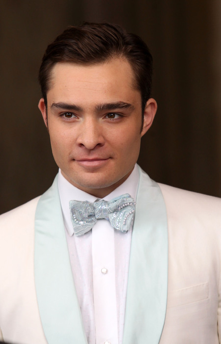 GOSSIP GIRL SPOILER ALERT Blair marries Chuck in a blue wedding