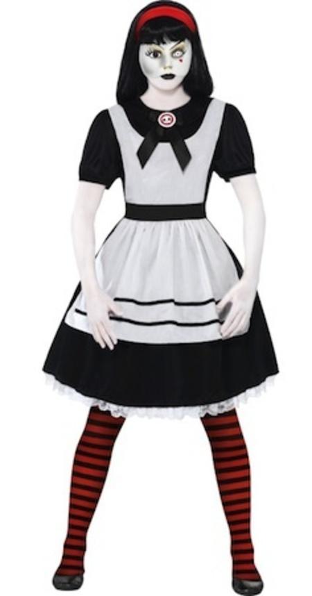Dead Doll Halloween Costume Ideas Halloween Costume Ideas