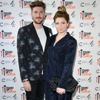 Nicola Roberts tackles the pyjama trend