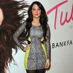 Tulisa launches debut TFB collection for Bank