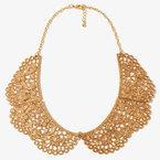 SHOP! Forever 21 floral collar
