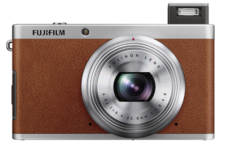 Fuji Film XF1 digital camera