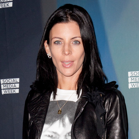 Liberty Ross at Janelle Monae VIP party