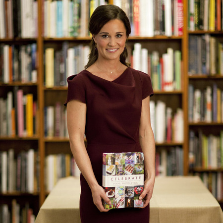 Pippa Middleton book launch Roksanda Ilincic
