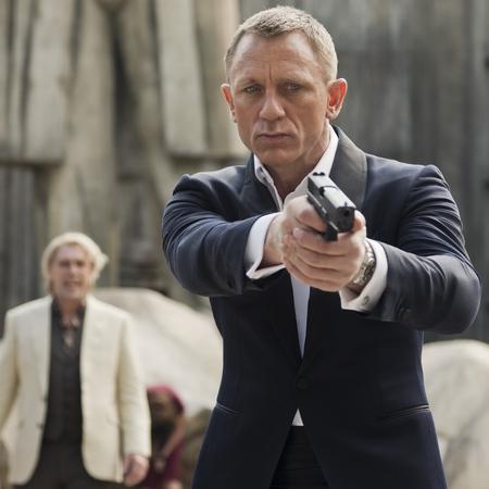 James Bond - Skyfall film still