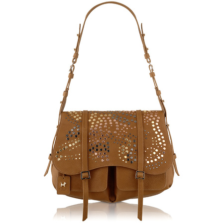 Radley London Studded Grosvenor satchel