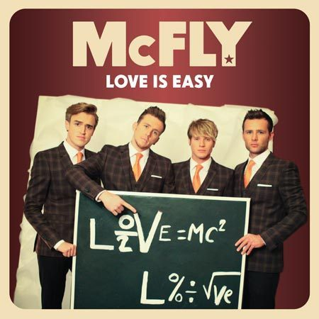 McFly single Love is Easy