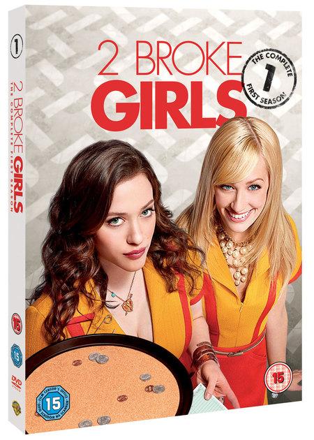 2 Broke Girls DVDs
