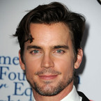 Celebrity Tash of the day: Matt Bomer