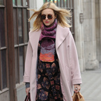 SHOP! Fearne Cotton's M&S coat