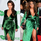 FASHION FIGHT: Tamara Ecclestone v Kim Kardashian