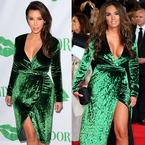 FASHION FIGHT: Tamara Ecclestone v Kim Kardashian