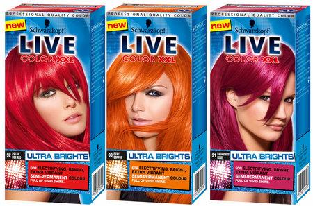 BEAUTY BAG: Schwarzkopf LIVE Color XXL Ultra Brights