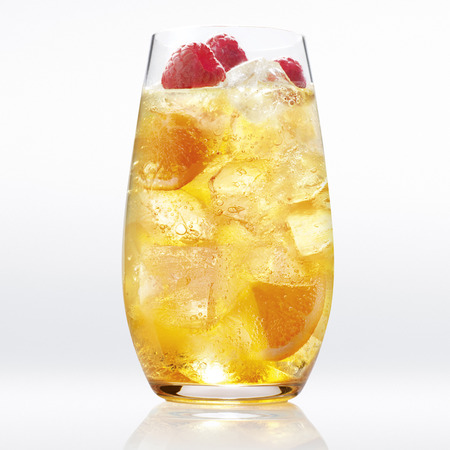 Grand Marnier fruit cocktail