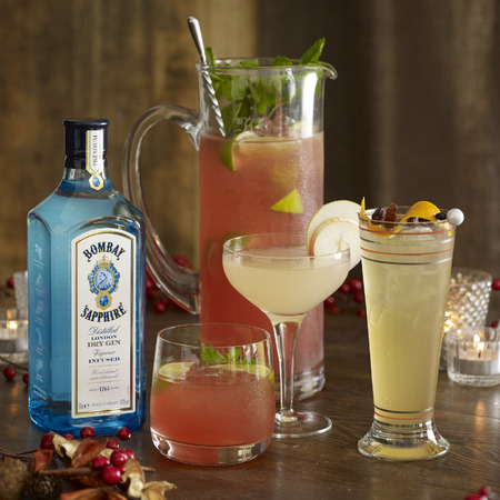 Bombay Sapphire Cocktails
