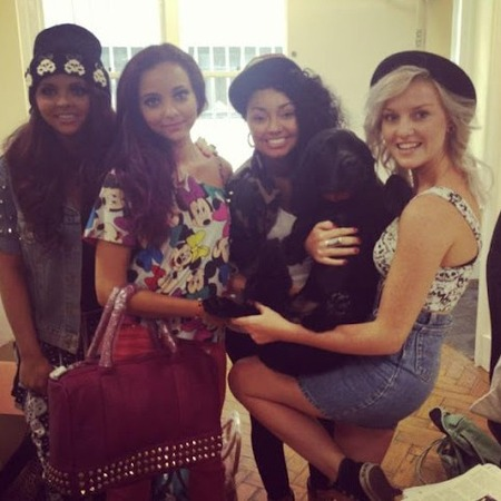 Spotted! Little Mix's Tabitha tote