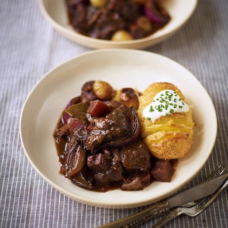 Pippa Middleton's venison stew