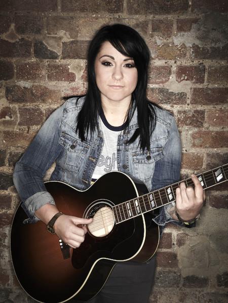 X Factor's Lucy Spraggan