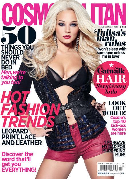 Cosmopolitan November 2012 issue