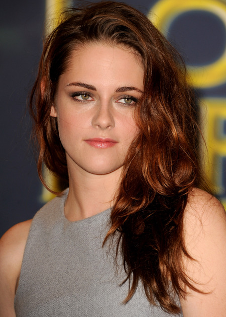 Kristen Stewart at Hollywood Foreign Press Association's announcement of Jodie Foster as the recipient of the Cecil B. DeMille Award 2012