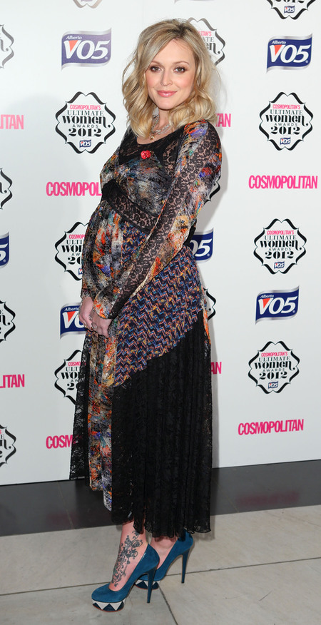 Fearne Cotton Cosomo Awards 2012
