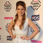 Ella Henderson: I would date George Shelley