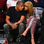 Beyoncé and Jay Z banked $95m in one year