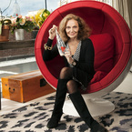 Evian water gets a makeover by Diane von Furstenberg