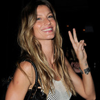 Gisele gives birth to a baby girl?