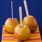 Bonfire night toffee apple recipe