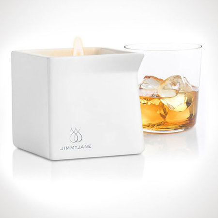 Bourbon Afterglow candle