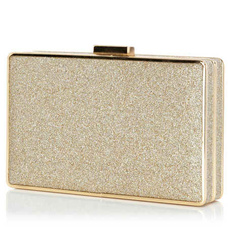 BAG LOVE: Warehouse Glitter Box Clutch