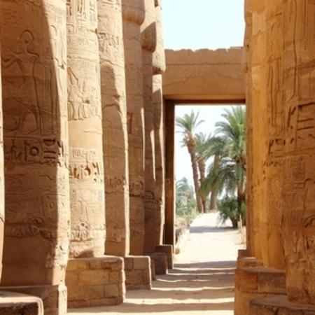 Karnak Temple Luxor Egypt