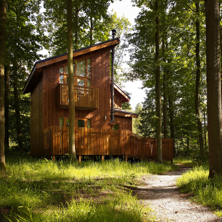 Sherwood Pines Log cabin