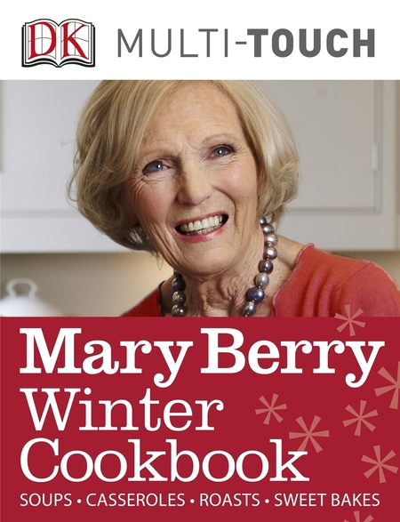 Mary Berry's winter cook book