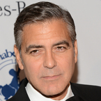 George Clooney refuses to deny he's gay